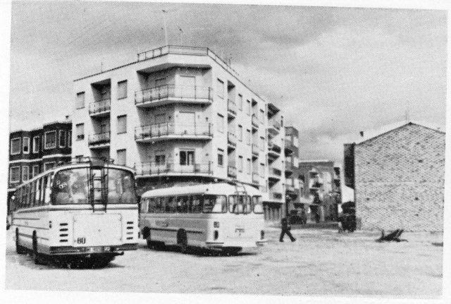 Autobuses de la línea de Nerpio
